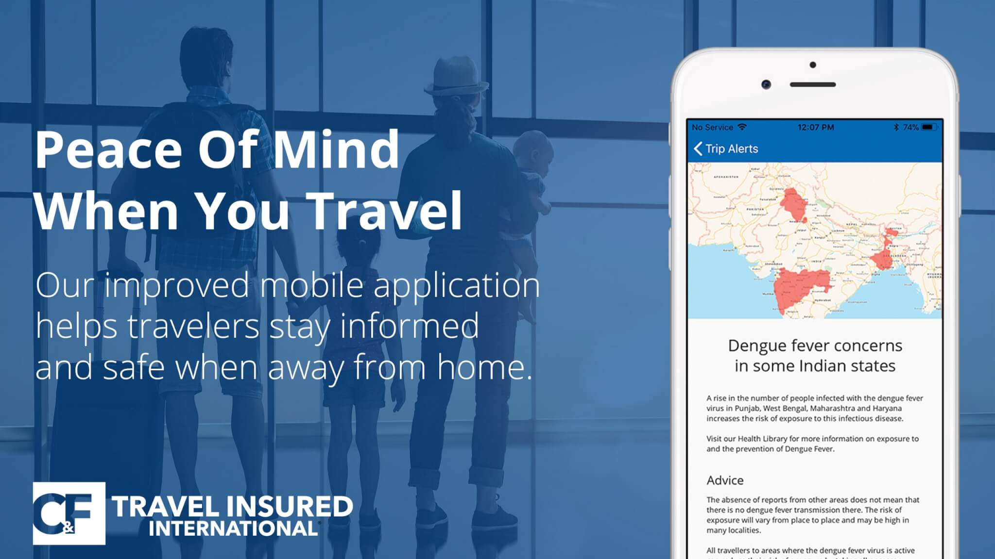 Sitata And Travel Insured International Announce Innovation Partnership To Keep Travelers Out of HarmsWay